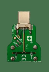 USB-C 2.0 Plug HS SQ Test Fixture - AUT17094