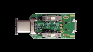 USB-C® USB 2.0 C-Plug to Micro-B