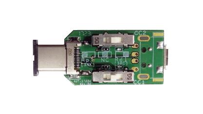 USB-C® - USB 2.0 Plug to Micro B
