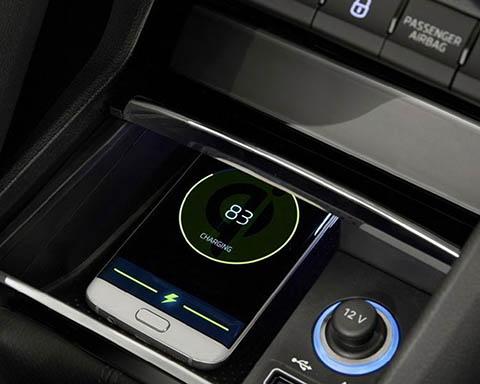 車用無線充電設備測試