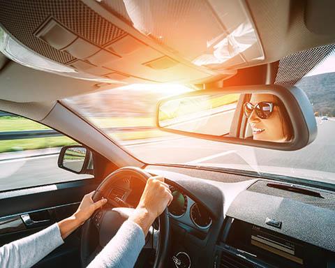 車內環境光傳感器驗證測試