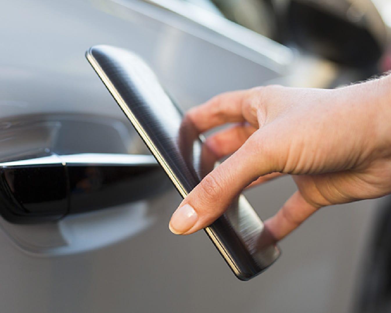 車用免鑰匙與數位鑰匙系統驗證測試