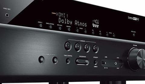 AV擴大機的Dolby環繞技術測試