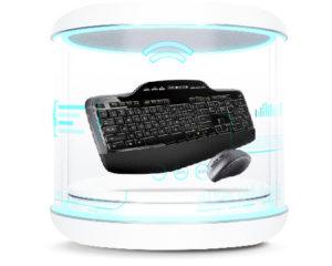 無線滑鼠鍵盤 AI 智慧解決方案