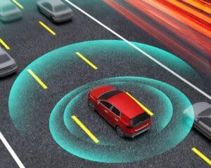 智能車C-V2X情境模擬與檢測服務
