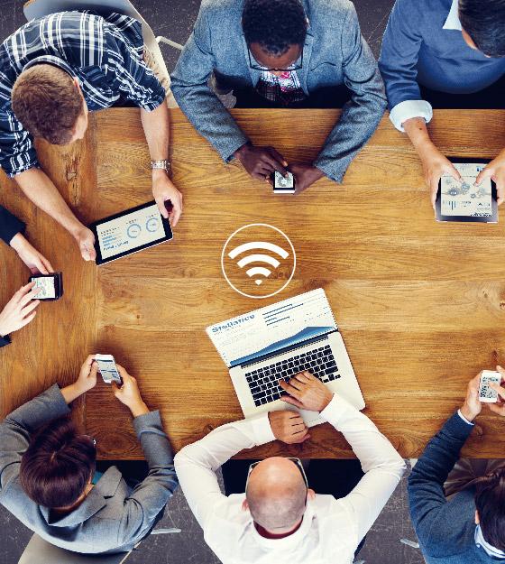 多款設備同時使用無線網路連線,效能測試大哉問!
