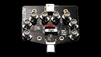 USB-C® - Tx/Rx Precet. Test Fixture